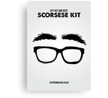 Scorsese Kit Canvas Print