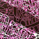 London/Boston Merge Map by MaggieGrace