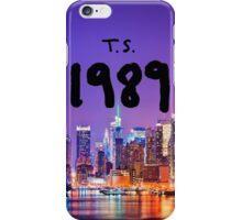 TS 1989 New York iPhone Case/Skin