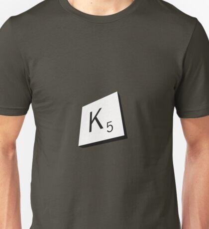 K Unisex T-Shirt