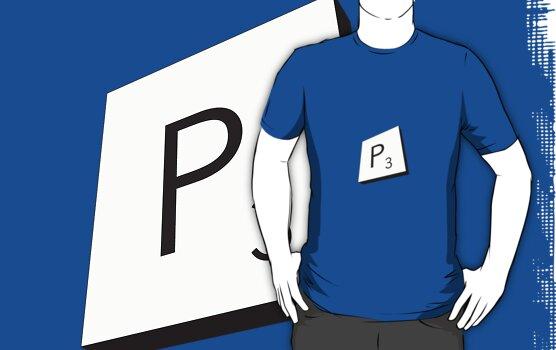 P by Tim Heraud