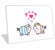 POOGIE - MONSTER HUNTER Laptop Skin