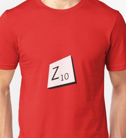 Z Unisex T-Shirt