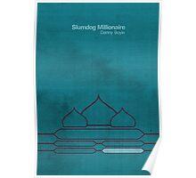 Slumdog Minimalist Poster