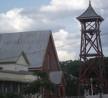 Charters Towers Baptist Church (former Church of Christ and Baptist Church) by myhobby