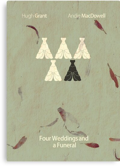 Four Weddings and a Cliche by maekstar