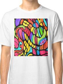 Poly Swirls Classic T-Shirt