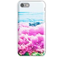 Pinky waves iPhone Case/Skin