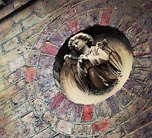 Angel - St. Mary's, Ealing, London, UK by Robert Baker