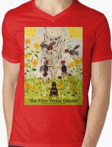 Bar Flies Versus Daisies T-Shirt