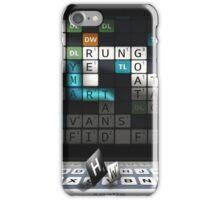 WordFeud_YM-art iPhone Case/Skin