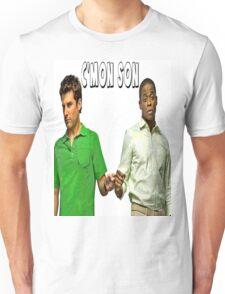 "Psych ""C'mon Son""  Unisex T-Shirt"