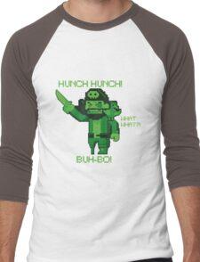 The mighty Pirate Virus!! Men's Baseball ¾ T-Shirt