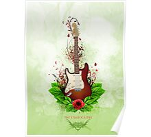 My Stratocaster Poster