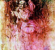 Ma Belle Danseuse by Rick Wollschleger