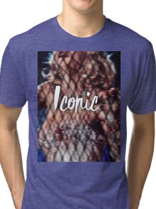 Madonna / Rebel Heart / 'Iconic'  Tri-blend T-Shirt