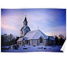 Sugar-coated church Poster