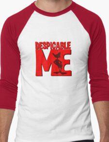 Despicable Men's Baseball ¾ T-Shirt
