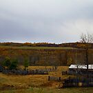 Autumn In The Valley by Rhonda Walker