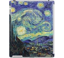 Starry Night by Vincent Van Gogh iPad Case/Skin