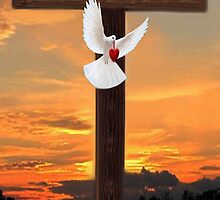 † ❤ TAKING UP HIS CROSS~ CARD & PICTURE † ❤  by ✿✿ Bonita ✿✿ ђєℓℓσ