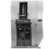 La Boulangerie du village. Poster