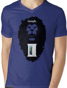 Narnia Mens V-Neck T-Shirt