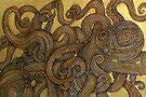 Dueling Octopus (Sucker Punch) by Lynnette Shelley