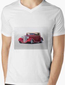 1935 Chevrolet Phaeton Mens V-Neck T-Shirt
