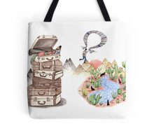 Let's Go Adventuring Tote Bag