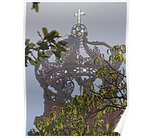 Church In The Morning Light - La Iglesia En La Luz De La Mañana Poster
