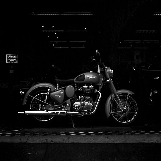 Royal Enfield by Patrick T. Power