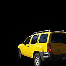 XTerra on Black by BCallahan