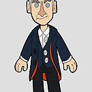 12th Doctor Who by quietsnooze