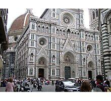 il Duomo, Firenze Photographic Print