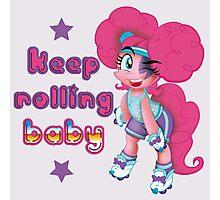 Keep Rollin BB Photographic Print