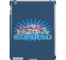 WORLD CHAMPIONS!! iPad Case/Skin