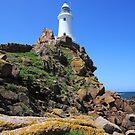 La Corbiere Lighthouse, Jersey by ScotLandscapes