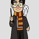 Harry Potter by quietsnooze