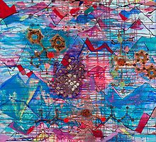 Density of States by Regina Valluzzi