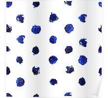 Polka Dots Pattern Gifts Poster