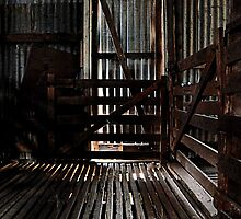 The Shearing Shed - Junee NSW Australia by Bev Woodman