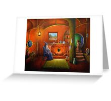 Leaving Home (a burden shared) Greeting Card