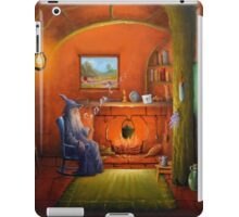 Leaving Home (a burden shared) iPad Case/Skin