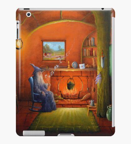 Leaving Home (a burden shared) iPad Case/Skin
