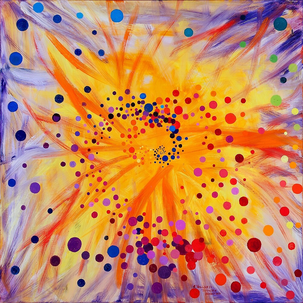 Symmetry Breaking by Regina Valluzzi