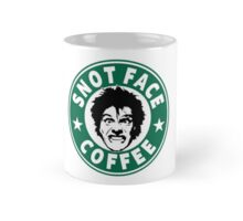 Snot Face Coffee Mug
