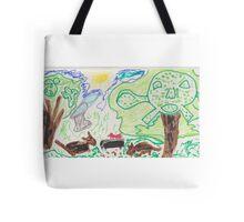 ART FUN by Cheryl D rb-012 Tote Bag