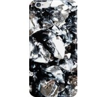 Grey Crystal iPhone Case/Skin