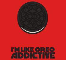 I'm Like Oreo Addictive One Piece - Short Sleeve